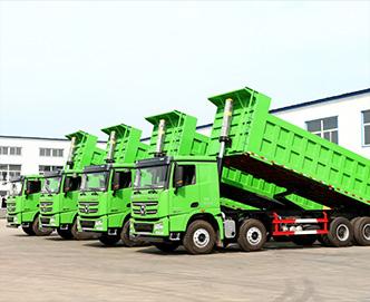 liaoningDump truck