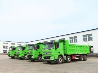 Dump semi-trailer manufacturer