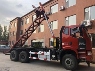 Dump truck loading price